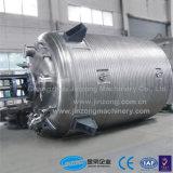광저우 Jinzong 기계장치 40000L 스테인리스는 탱크 반응기 40t 반응기를 약동했다