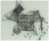 Kaiqi 운동장 파도는 항해한다 새로운 경험 실행 (KQ60116A)를 가진 시리즈를