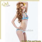 2017 Badeanzug-bunter reizvoller Form-Bikini der Kleinhandel-Frauen