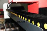 machine de découpage de laser de fibre de tube/en métal de la commande numérique par ordinateur 1000W