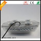 White LED Clear Dome에 있는 밴 Warning Safety Beacon Lights