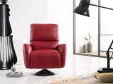 Mobília de couro do sofá de Italy do lazer (737)
