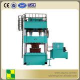 Vente chaude ! Double machine de presse hydraulique d'action de quatre fléaux avec ISO/Ce