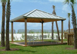 Jardin Gazebo de 2015 HDPE New avec Good Quality