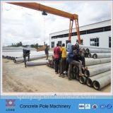 Konkreter elektrischer Pole-Maschinen-Hersteller