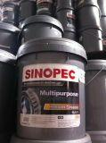 Sinopec Vielzwecklithium-Unterseiten-Fett Nr. 1/2/3