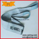 Ce, imbracatura di sollevamento piana della tessitura del poliestere di GS 5t 7m X 5t (può essere personalizzato)