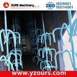 金属の管の粉のコーティングの生産ライン、ペイントライン