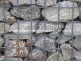 Galfan beschichtete geschweißten Gabion Kasten