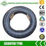 3.00-10 Neumáticos sin tubo del tubo chino de la marca de fábrica para las vespas