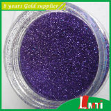 "1/10 ""Glitter prateado resistente ao solvente a granel"