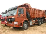 Sinotruk Dump Truck/Tipper Truck con 6X4 Driving Type