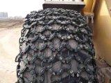 Correntes da proteção do pneumático para o carregador 1ton