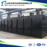 Máquina Effluent do tratamento de água de esgoto doméstica da fábrica de tratamento