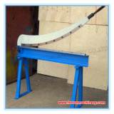 Guillotine-scherende Maschine (manuelle Guillotine-Schere HS-500 HS-800 HS-1000)