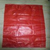 Saco tecido PP branco do arroz de China