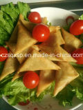 Mão do processo 100% de IQF - 12.5g/Piece vegetal feito Samosas