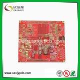 Tarjeta de circuitos impresos electrónica de múltiples capas del oro PCB/Multilayer de la inmersión