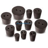 習慣によって形成される標準外マルチ穴のゴム製ストッパー/プラグ