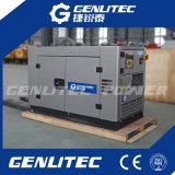 Met water gekoelde Diesel 10kVA van de Motor ultra-Stille Draagbare Kleine Generator