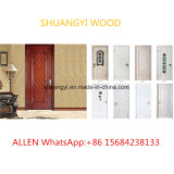 China Good Quality MDF porte en bois fini par PVC