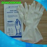 Niet-steriele Chirurgische Handschoen Gepoederde &Powder Vrij van het latex