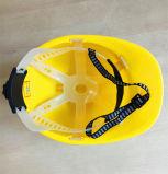 건축을%s 노란 색깔 아BS 안전 헬멧