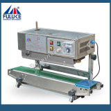 Machine de cachetage d'admission de papier d'aluminium de Fuluke