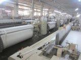 Tissu blanc d'habillement de rayonne de Crepe de couleur