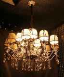 Iluminación pendiente moderna de Phine 05166 con Swarovski o la luz cristalina de la lámpara de la lámpara del dispositivo de la decoración K9