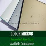 3-12mm 간격 공간, 청동, 회색 색을 칠한 플로트 유리 및 미러