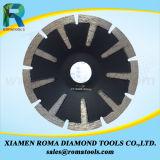 Тип вогнутые лезвия диаманта t Romatools