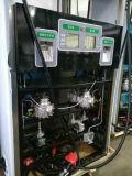Visualizzazione doppia dell'erogatore del combustibile