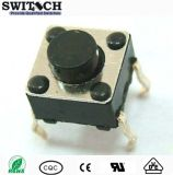 SGS 6*6m m Momentary Micro Push Button Tact Switch