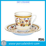 Таможня/Cheap/Personalized Portable/Insulated Photo Printing Travel Gift Coffee/Tea Cup с Saucer