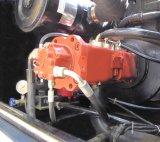Prix moyen hydraulique neuf de Baoding d'excavatrice de la chenille Bd150