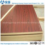 Berufsfabrik-Natur Holz furnierter MDF für Amerika-Markt