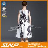 Платье вечера повелительницы Цветка Printed Длинн женщин Elelgant