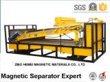 Separatore magnetico per la polvere di mica, Quartzsand, potassio, minerali metalliferi