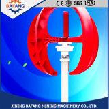 preço vertical da turbina de vento da linha central 100W-3kw com o gerador da energia de vento de Maglev do gerador de ímã permanente/a turbina de vento lâmpada de rua