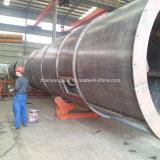 具体的なプラントを区分するための溶接された鋼鉄セメント・サイロ