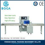 Prezzo semiautomatico della macchina imballatrice del cuscino di Roti Paratha di basso costo