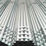Труба GR ASTM A53 A500 BS1387 гальванизированная b для природного газа