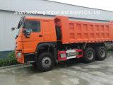 336HP Sinotruk (CNHTC) HOWO 6X4 팁 주는 사람 트럭 Zz3257n3447A1
