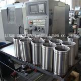 Forro do cilindro do ferro de molde cinzento usado para o motor 3306/2p8889/110-5800 da lagarta