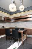 Welbom moderner neuer Entwurf kundenspezifischer hoher glatter Küche-UVschrank 2016 von China