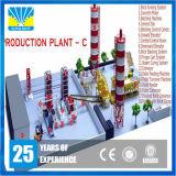 Qt15-15 de Hoge Machine van de Baksteen van het Cement van de Capaciteit volledig Automatische