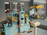 Small Gauge Sheet를 위한 자동적인 Steel Coil Slitting Line Machine