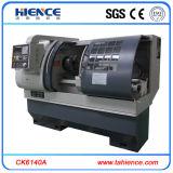 Máquina do torno do CNC da elevada precisão com Tailstock manual