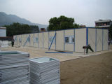노동, 학교 및 병원을%s 고품질 그리고 낮은 외투 Prefabricated 집